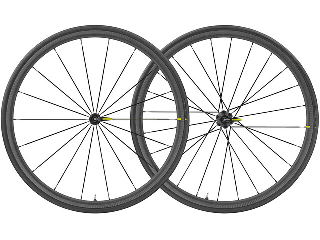 Mavic Ksyrium Pro Carbon SL UST Wheelset Shimano/SRAM M-25